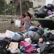 Kufr Aqab, no man's land au pied du mur de séparation israélien