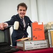 Le premier micro-ordinateur, le Micral N, sera vendu aux enchères à Tours