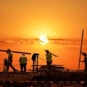 La reprise de l'emploi ne profite pas (encore) à la construction