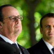 Secrets d'État, codes nucléaires : dimanche, Hollande passe le flambeau à Macron