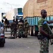 Des soldats mutins sèment le trouble en Côte d'Ivoire