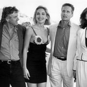 Souvenir cannois du Figaro :en 1992, Sharon Stone embrase la Croisette avec Basic instinct