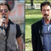 Le pirate Johnny Depp va incarner le créateur de l'antivirus McAfee