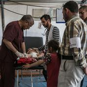 Hamam al-Alil, l'hôpital où l'on panse les plaies de Mossoul