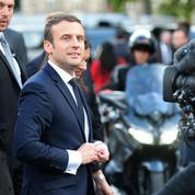 Gilles-William Goldnadel: «M. Macron, la France ne doute pas d'elle-même, mais de vous»