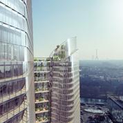 Groupama veut construire la tour la plus haute de France