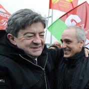 Mélenchon et Poutou manifestent avec les salariés de l'usine «piégée»