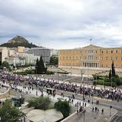 Le ras-le-bol des Grecs contre l'austérité