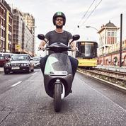 Bosch équipe Paris de scooters électriques