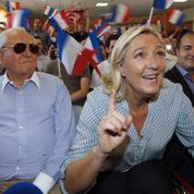 Législatives : Jean-Marie Le Pen épargne sa fille dans le Pas-de-Calais