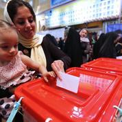 Les Iraniens se sont rendus massivement aux urnes pour élire leur nouveau président
