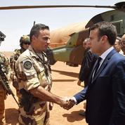 Au Sahel, Macron veut accélérer face aux djihadistes