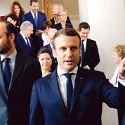 Emmanuel Macron tente un blitzkrieg sur la réforme du Code du travail