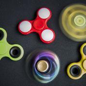 Les ventes de spinners ont dépassé 1 million d'euros en France