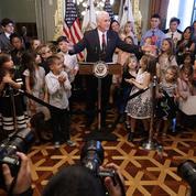 Mike Pence, le bon chrétien de la Maison-Blanche