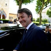En Rhône-Alpes, Baroin veut panser les blessures de la présidentielle