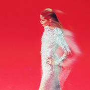 La photo du jour à Cannes: Doutzen Kroes, le fantôme de la Croisette