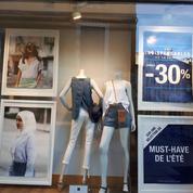 Gap surprend en affichant une femme voilée en vitrine