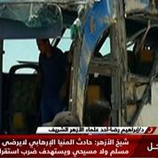 Égypte: l'attaque d'un bus de pèlerins coptes fait au moins vingt-huit morts