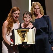 Cannes 2017 : Jeune femme ,caméra d'or