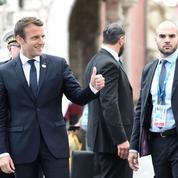 Guillaume Tabard : «Un président en campagne sans en avoir l'air»