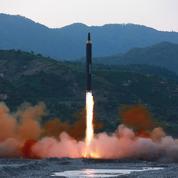 La Corée du Nord effectue un nouveau tir de missile balistique