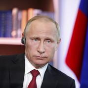 Vladimir Poutine au Figaro: «Arrêtez d'inventer des menaces russes imaginaires!»