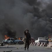 Un attentat fait au moins 90 morts dans le quartier diplomatique de Kaboul