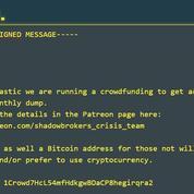 Des hackers se cotisent pour récupérer les outils dérobés à la NSA