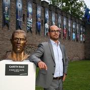 Après le buste (raté) de Ronaldo, le sculpteur récidive avec Bale