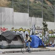 Los Angeles reste la capitale des sans-abri