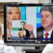 Législatives : pour Mélenchon, «une chèvre» pourrait se faire élire face à Marine Le Pen