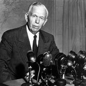 Le 3 avril 1948 le plan Marshall entre en vigueur
