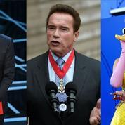 Climat : DiCaprio, Schwarzenegger et Perry consternés par la décision de Trump