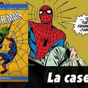 La case BD: Amazing Spider-Man ou la mort de Gwen Stacy