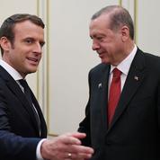 Turquie : Macron demande à Erdogan que Depardon soit libéré