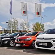 Location de voiture: ALD valorisée jusqu'à 7milliards d'euros en Bourse
