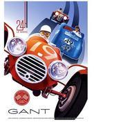 Gant: l'élégance à vive allure aux 24Heures duMans