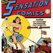 Les dessins de Wonder Woman vendus au profit du planning familial