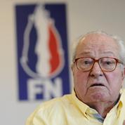 Jean-Marie Le Pen : «Le changement de nom du FN, c'est bidon, comme le changement du climat»