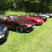 Mazda MX-5 en Normandie : le culte du roadster