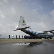 Birmanie : l'épave de l'avion militaire disparu retrouvée en mer