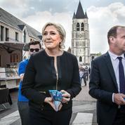 Marine Le Pen encore sous le choc d'un échec personnel à la présidentielle