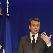 Un think-tank libéral tacle le programme économique de Macron