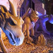 Dragonland: chimères, gargouilles et monstres de légendes ont envahi Paris