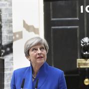 Législatives britanniques : Theresa May prise à son propre piège