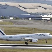 Les pilotes d'Air France jouent la montre