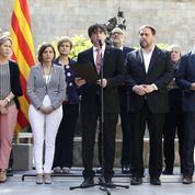 La Catalogne reposera en octobre la question de son indépendance