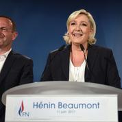 Législatives : Marine Le Pen largement en tête à Hénin-Beaumont