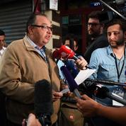 Les «marcheurs» entrent dans Marseille